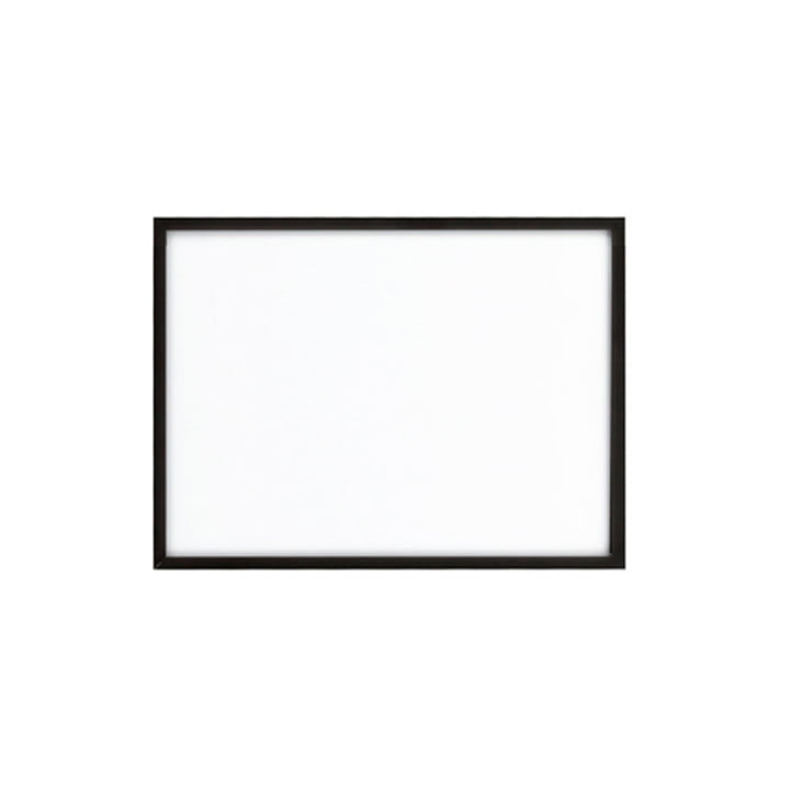 Illustrate picture frame 21,5 x 14,8 cm by Lassen in black