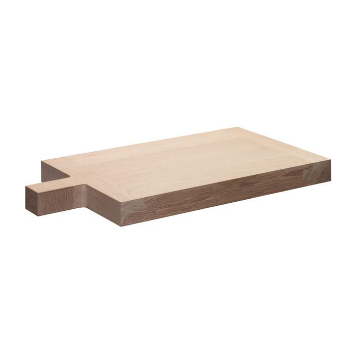 e15 - AC06 Chop Chopping Board made of natural oak