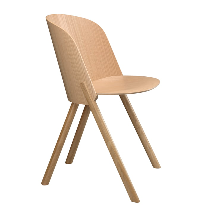e15 - CH05 This Chair in natural oak