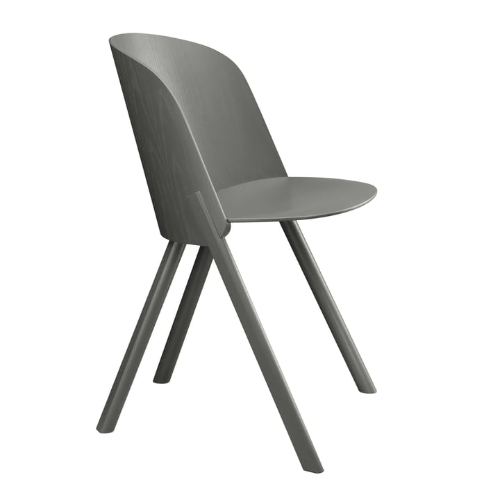 e15 - CH05 This Chair in umbra grey