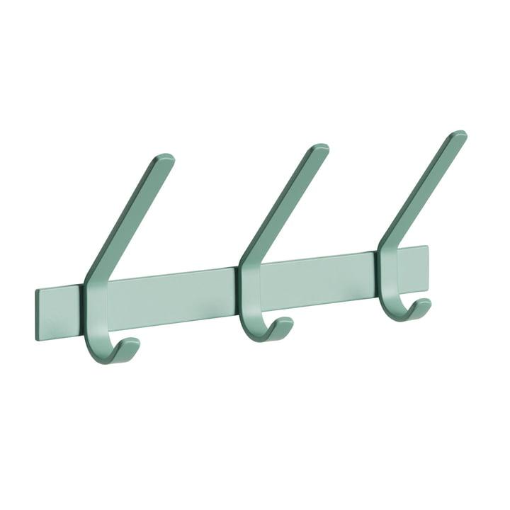 e15 - FK08 Uni coat rack L 40 cm in mint