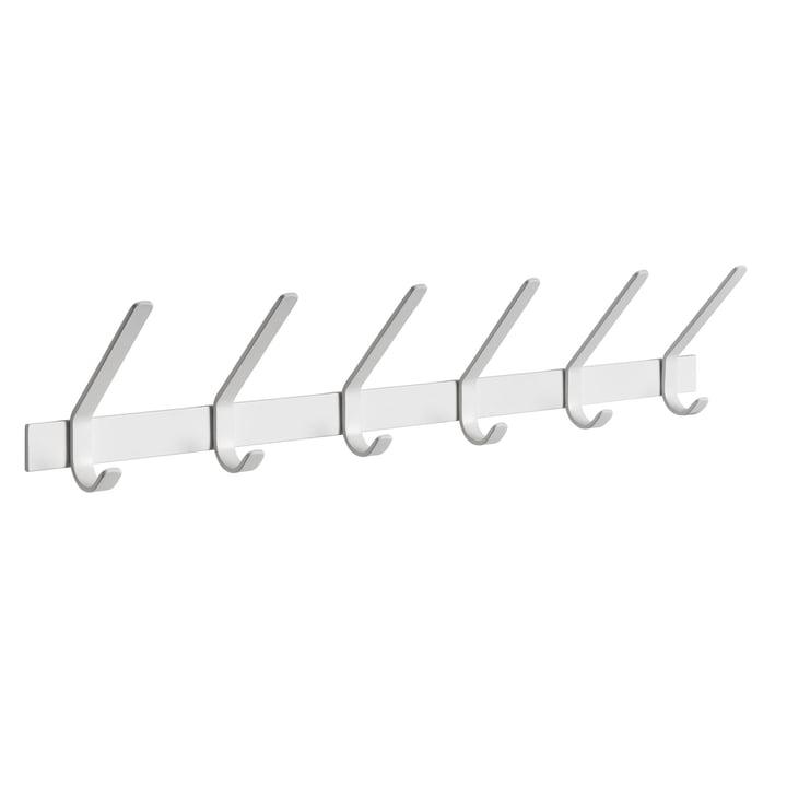 e15 - FK08 Uni coat rack L 85 cm in signal white