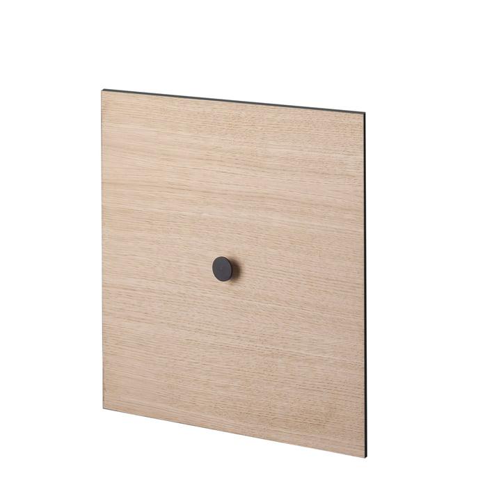 by Lassen - Door for the Frame cabinet 28, oak wood