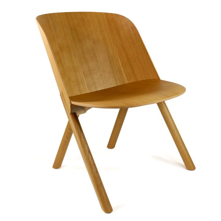 e15 - EC05 That armchair in natural oak