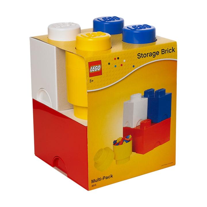 Lego - Storage Brick, set of 4