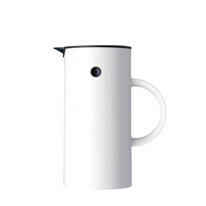 Stelton - vacuum jug EM 77, 0.5l, white