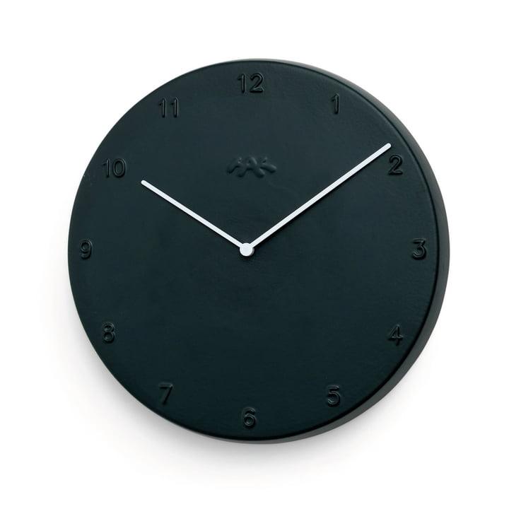 Kähler design - Ora wall clock 30 cm in matt black