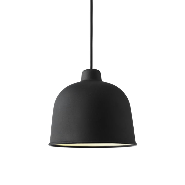 Muuto - Grain pendant lamp, black