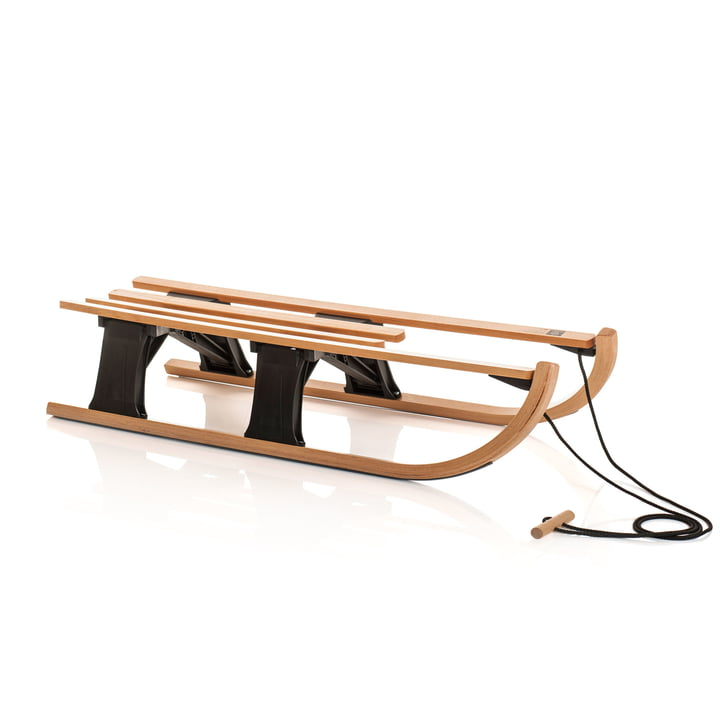 Sirch - Foldable Davoser Sled Lillehammer beech wood 110 cm