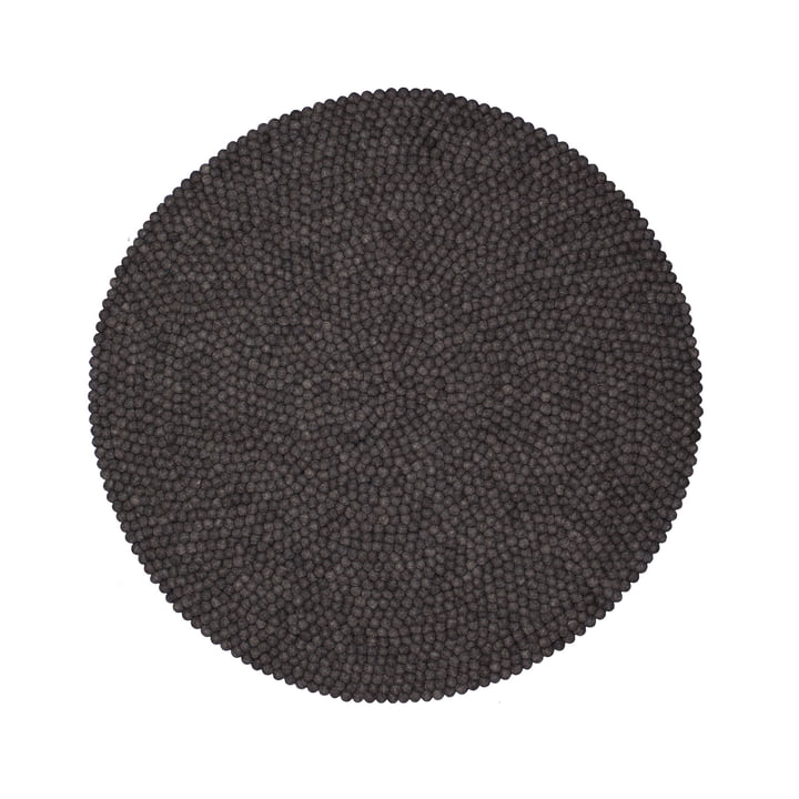 Hugo carpet round 140 cm from myfelt