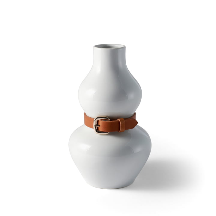 Design House Stockholm - Alba Vase in White
