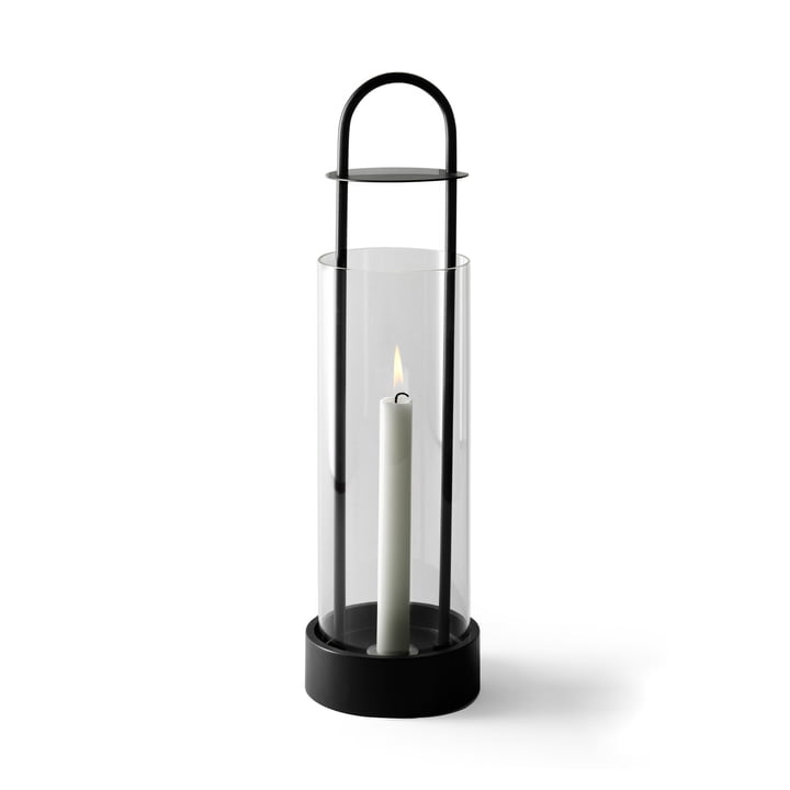 Design House Stockholm - Lotus Lantern in black