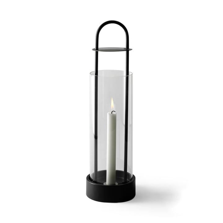 Design House Stockholm - Lotus Lantern in black