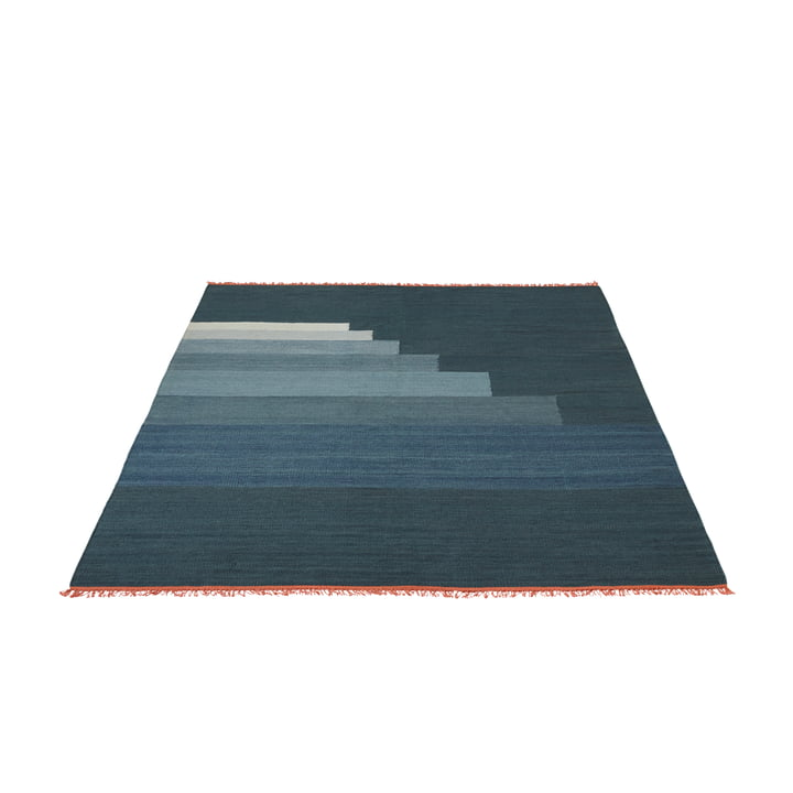 Another Rug AP3 carpet, 170 x 240 cm from & Tradition in thunder blue