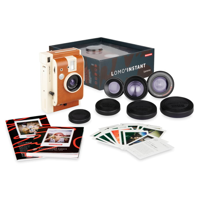 Lomo 'Instant Camera Lens Kit by Lomography in the San Remo Version