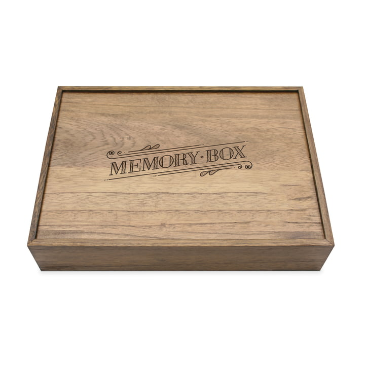 Memory Storage Box by Luckies