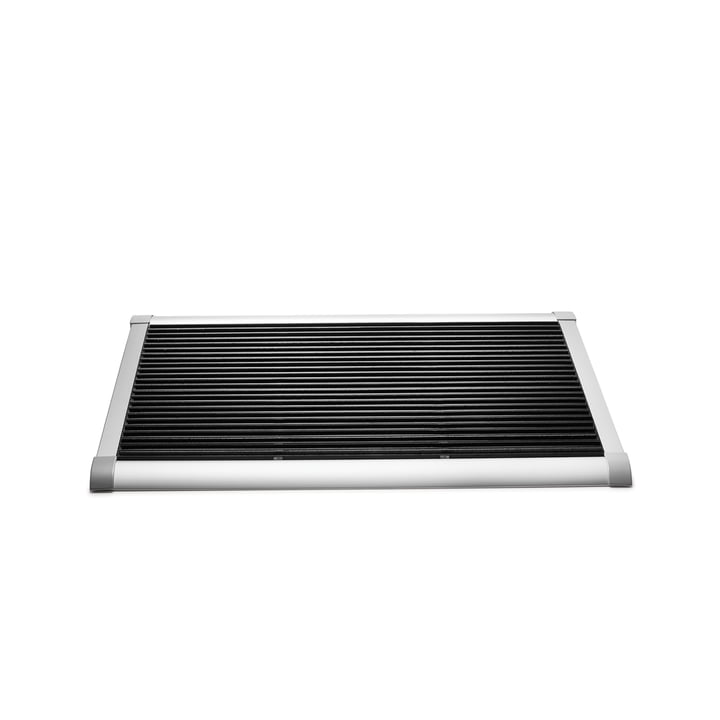 Rizz - Doormat The New Standard 90 × 60 cm in silver