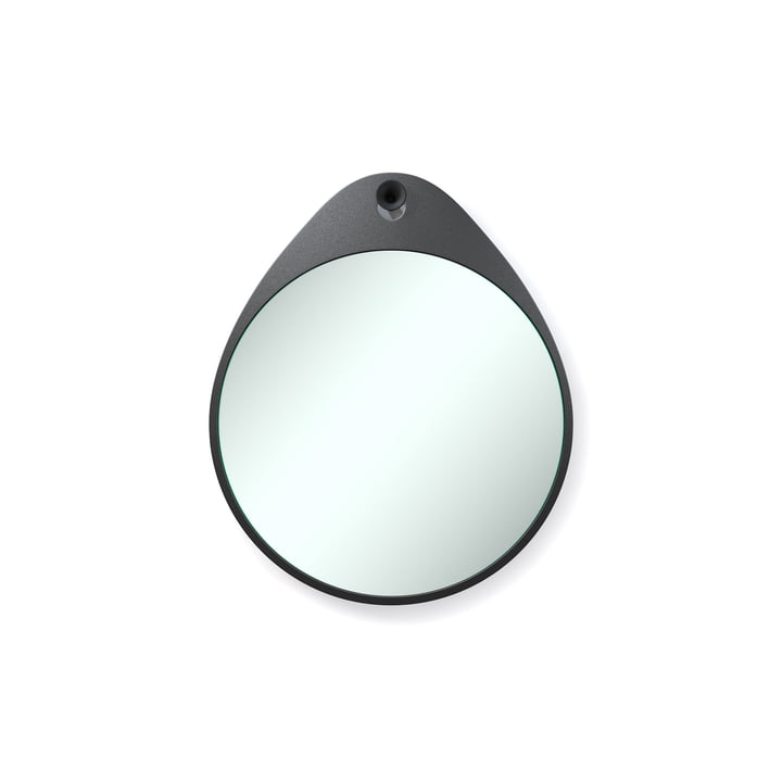 Rizz - The Egg mirror in anthracite