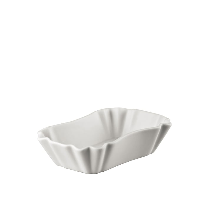Rosenthal - Pommes-Fit, white matt polished