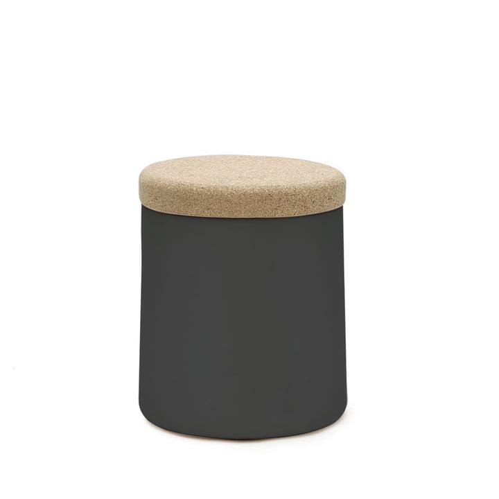Kristalia - Degree side table in black