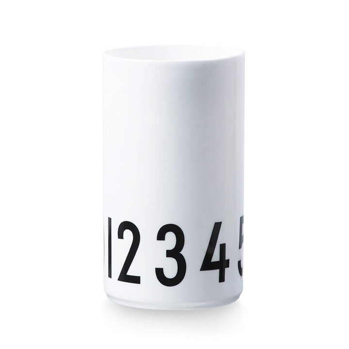 Large Vase 0-9 by Design Letters