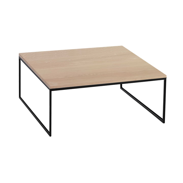 Less H 15/2 coffee table by Hans Hansen made from solid oak