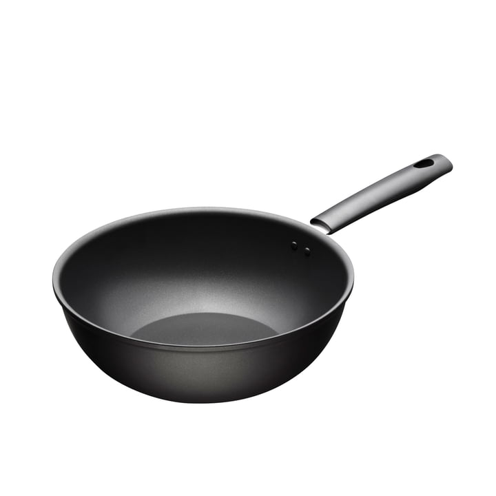 Fiskars - Hardface wok, 4.5 l / Ø 28 cm