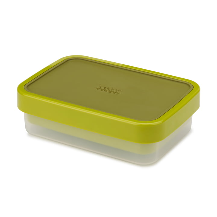 GoEat lunchbox by Joseph Joseph in green