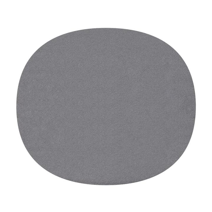 Hey Sign - Felt Cushion Eames Plastic Chair, light grey 5mm