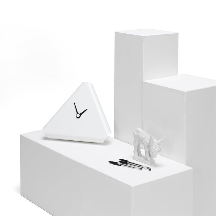Details - Corner Clock