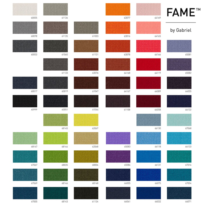 Fabric Sample Fame by Gabriel