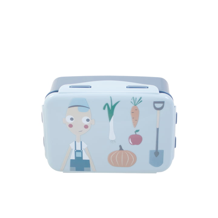 Lunch Box Farm by Sebra for boys