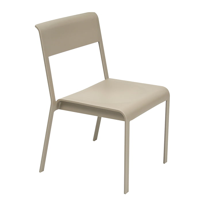 Bellevie Chair by Fermob in nutmeg