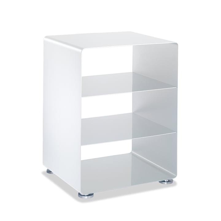 Müller Möbelfabrikation - R 600N Hifi-Rack with two shelves (RAL 9016)
