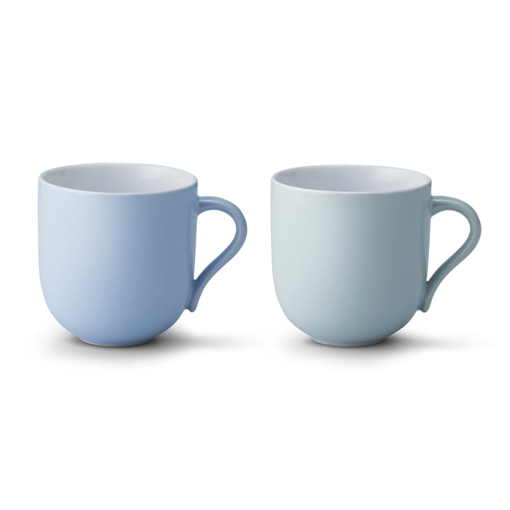 Stelton - Emma Mug large (set of 2), blue
