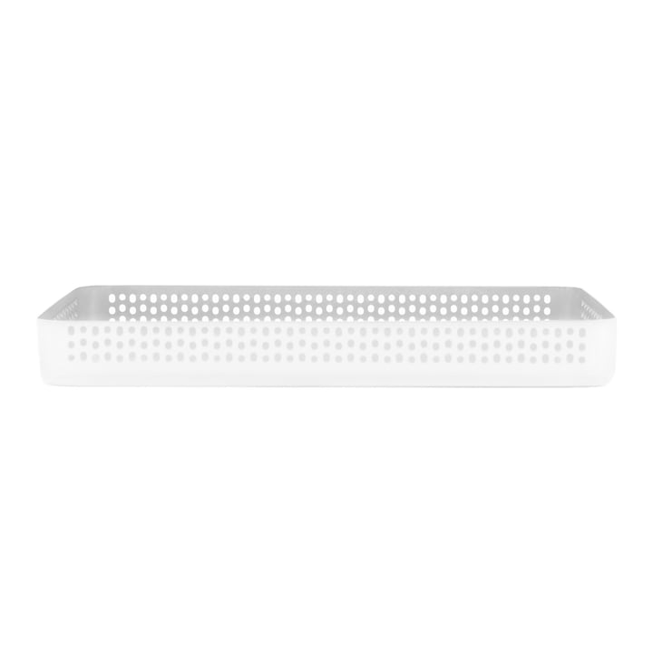Nic Nac Organiser 34 x 23 cm by Normann Copenhagen in white