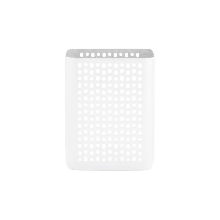 Nic Nac Organizer 10.5 x 10.5 x h13 by Normann Copenhagen in white