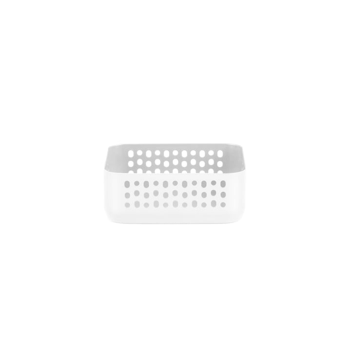 Nic Nac Organizer 10.5 x 10.5 x h4 by Normann Copenhagen in white