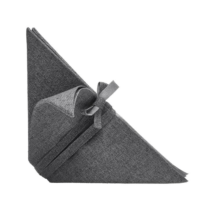 Iittala X Issey Miyake - Napkin 53x40 cm, light grey