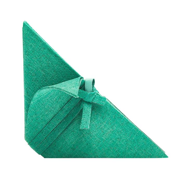 Iittala X Issey Miyake - Napkin 53x40 cm, emerald