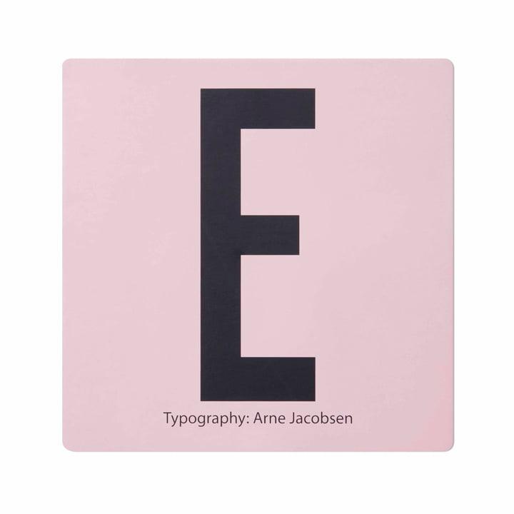 Design Letters - AJ Memory Game, tile E