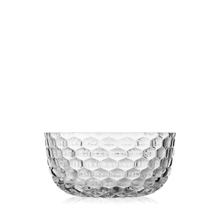 Jellies Family Dessert Bowls by Kartell in clear