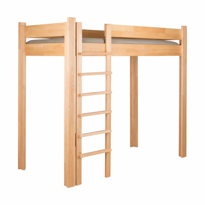 Bunk bed for young adults debe.destyle by de Breuyn, natural