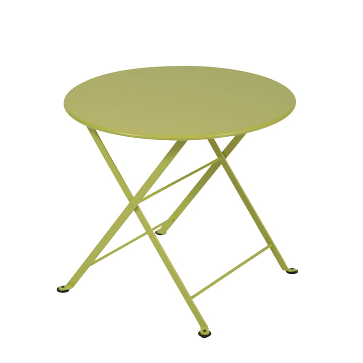 Tom Pouce Low Table in verbena by Fermob.