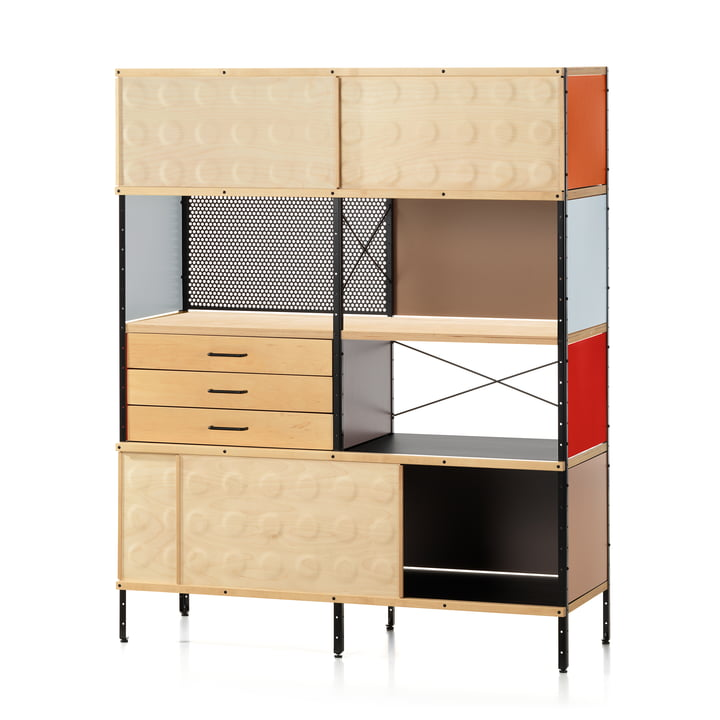 ESU Bookcase by Vitra from birch