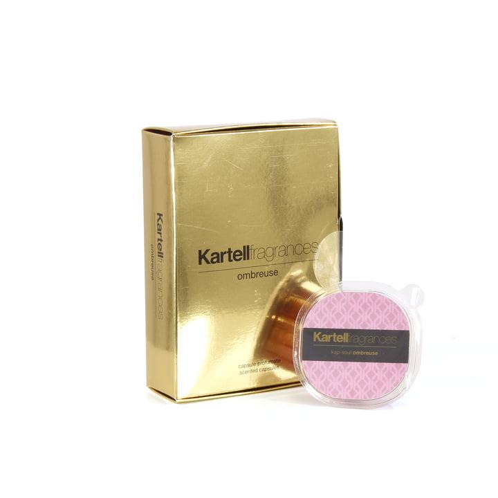 Fragrance capsules Ombreuse by Kartell
