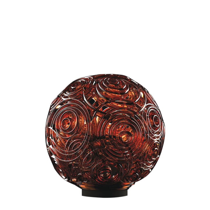 Electric Diffuser Vogue by Kartell in Amber
