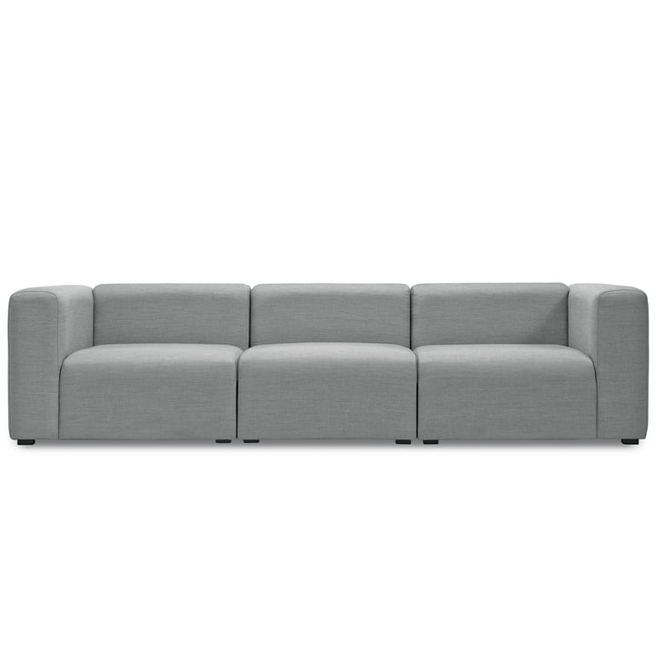 The Mags Sofa - 3-seats in Surface 120 light grey