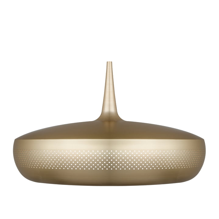 Clava Dine by Umage brushed in brass