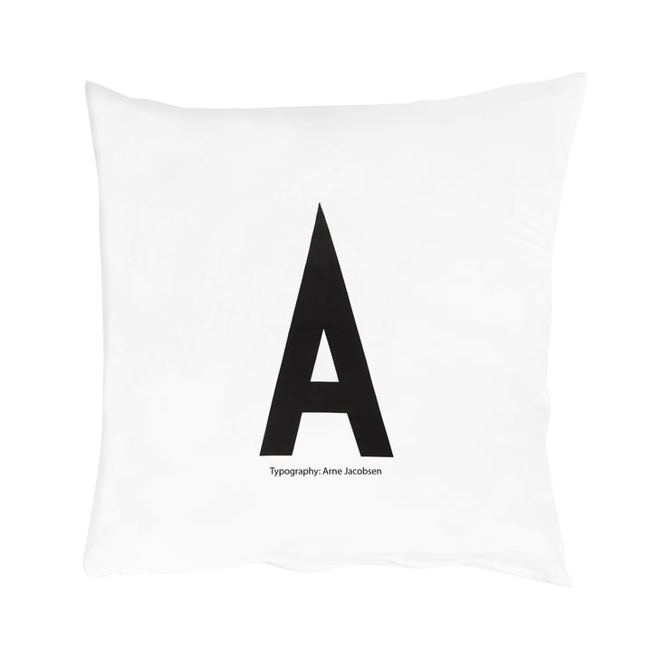 Cushion Cover A - Z by Design Letters